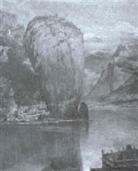 paisaje italiano by eugenio lafuente