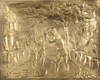 il battesimo di cristo by amerigo tot