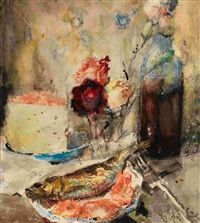 still life by artur v. fonvisin