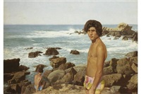 kassim by the sea by patrick hennessy