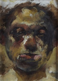 head of a man by paul mcphail