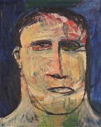 head of a man by douglas thomson