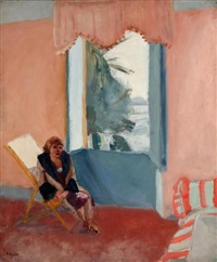 la chambre rose by edmond charles kayser