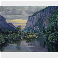 murray river by gordon edward pfeiffer