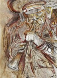 Ustad Sahib on his Clarinet
