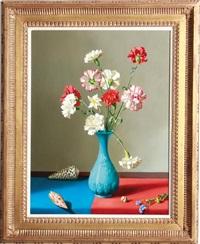 floral still life by fernand renard
