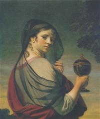 artemisia by cesar boetius van everdingen