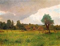 landschaft by heinrich tomec