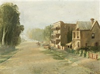 near parramatta by lloyd frederic rees