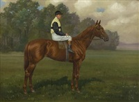 the boss with jockey up by clarence hailey