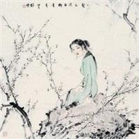 梨花淡白柳青青 by liu jingyun