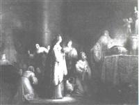 the idolatry of solomon by paulus lesire