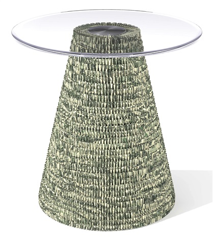 made of money tisch by michael young
