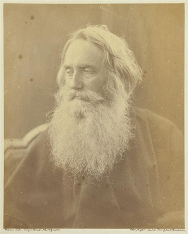 henry taylor by julia margaret cameron