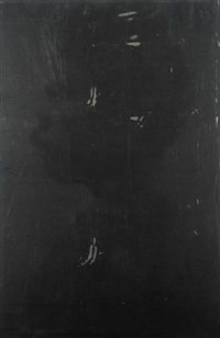 gun metal grey: dhaaguun (earth) by brook andrew