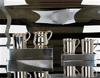 sterling silver cup by elad lassry