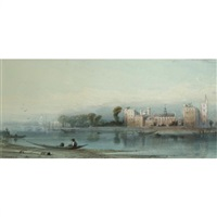 lambeth palace by william collingwood smith