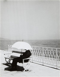 the riviera by brassaï