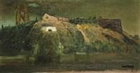 der vyšehrad (prager hochburg) by josef multrus