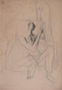 el escultor by alfredo bigatti