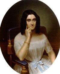 portrait de madame martineng by théodore fantin-latour