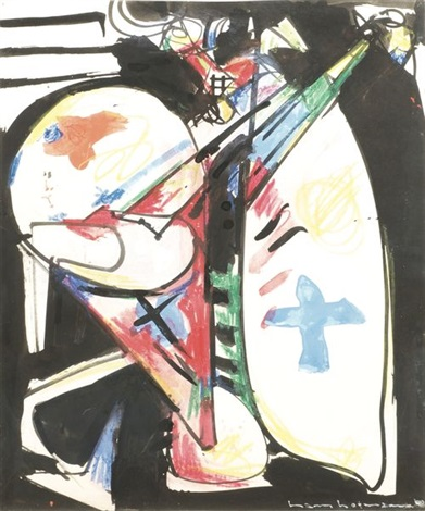 composition by hans hofmann
