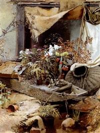 stillleben by eduard ameseder