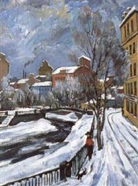 jour d'hiver by viacheslav vasil'ev