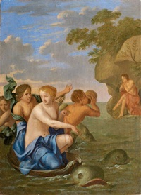 amphitrite by gerard hoet the elder
