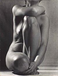 classic torso, san francisco by ruth bernhard