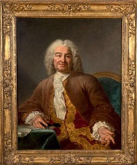 portrait d'architecte by guillaume voiriot