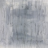 grey lisa by ghada amer