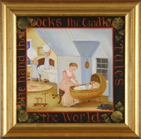the hand that rocks the cradle rules the world by elizabeth mumford