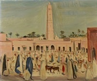 ghardaïa by emile sabouraud