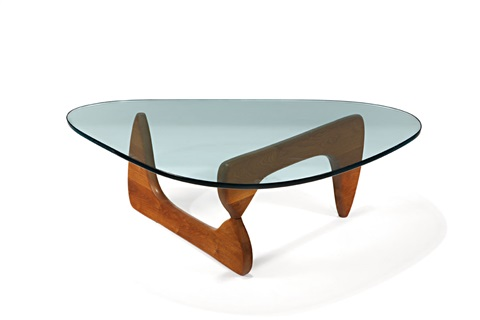 Biomorphic Coffee Table (model No. In 50) By Isamu Noguchi