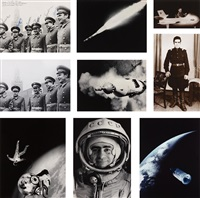 sputnik - the odyssey of the soyuz ii (21 works) by joan fontcuberta