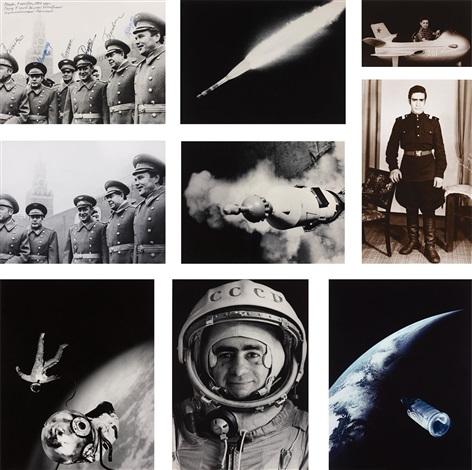 sputnik the odyssey of the soyuz ii 21 works by joan fontcuberta