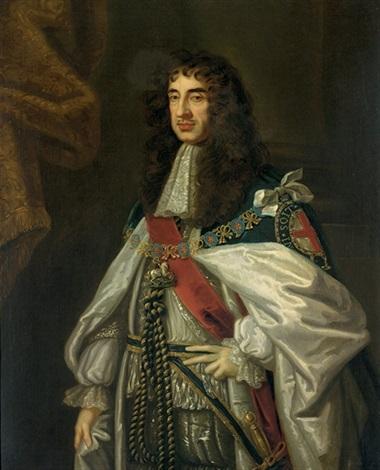 Portrait of King Charles II by Sir Peter Lely on artnet