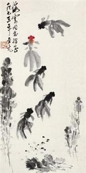 游鱼 by lei guiyuan