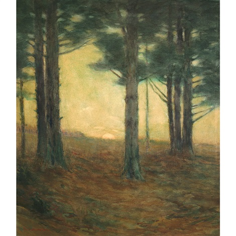 sundown by charles warren eaton