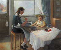 baking day by phyllis arnold