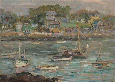 rockport harbor by reynolds beal