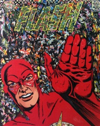 the flash by mr. brainwash