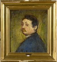 autoportrait by jacobs (jakob) smits