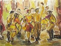 folkloric dance by dan bajenaru