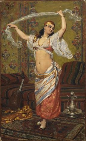 the dance by victor gabriel gilbert