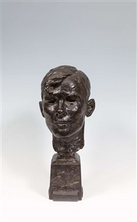 seán - head of an irish boy by jerome connor