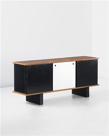 sideboard from cité cansado by charlotte perriand