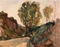paesaggio by giovanni lentini
