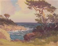 carmel by george sanders bickerstaff